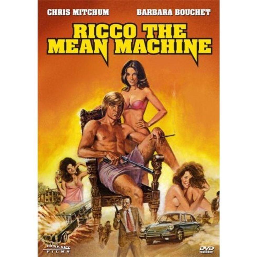 Ricco The Mean Machine: A Real Blast!