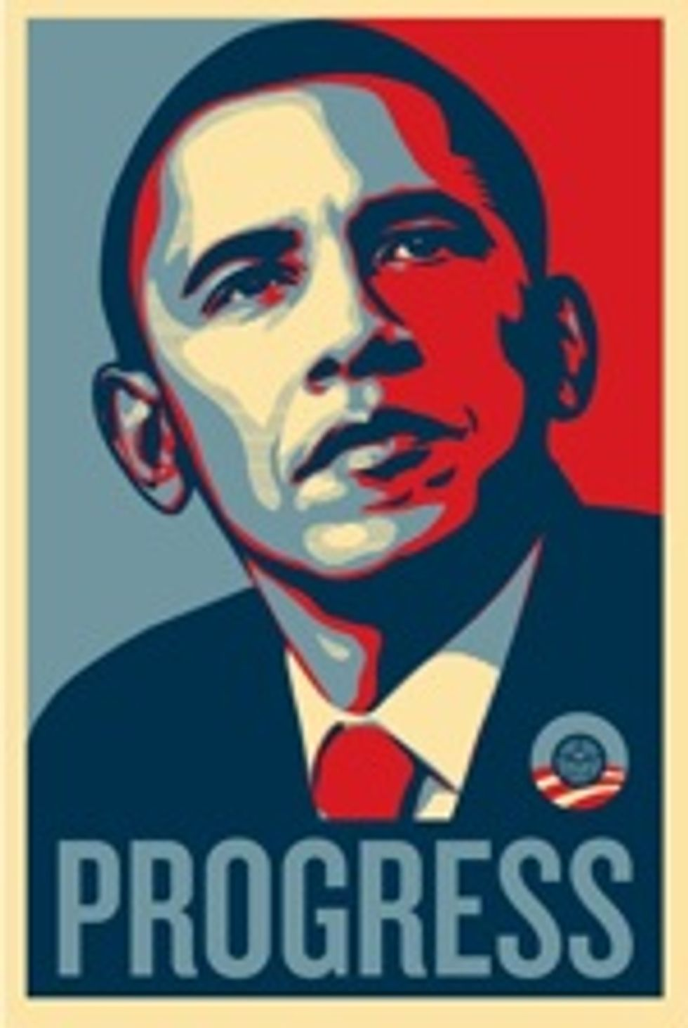 Obey Your Obama