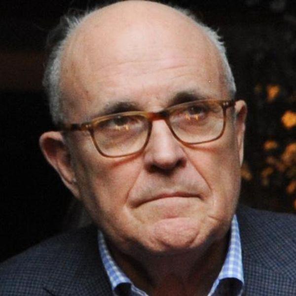 Rudy Giuliani Has COVID, Says Trump