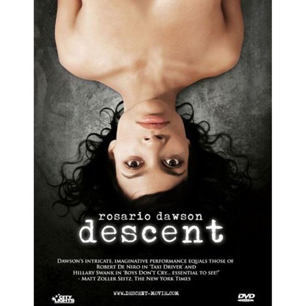 """Descent With Rosario Dawson: """"Harrowing!"""""""