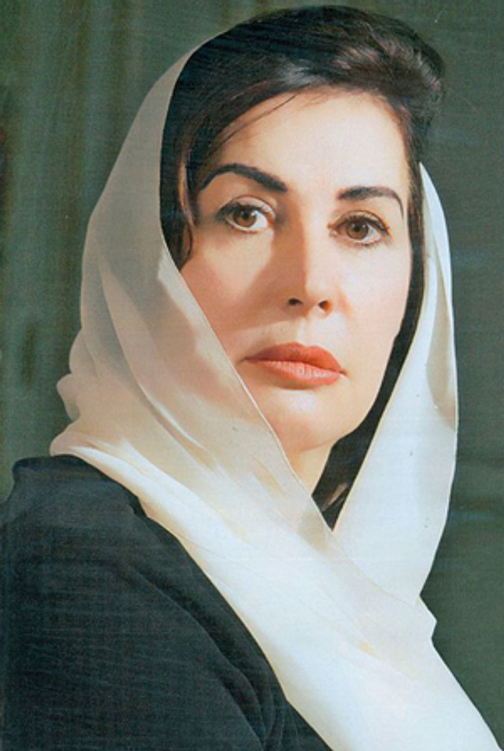 Franco's Granddaughter to Play Benazir Bhutto?