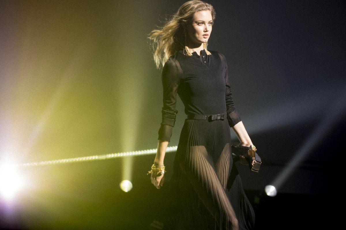 Brandon Maxwell Reminds Us Why We Sorely Miss Fashion Shows