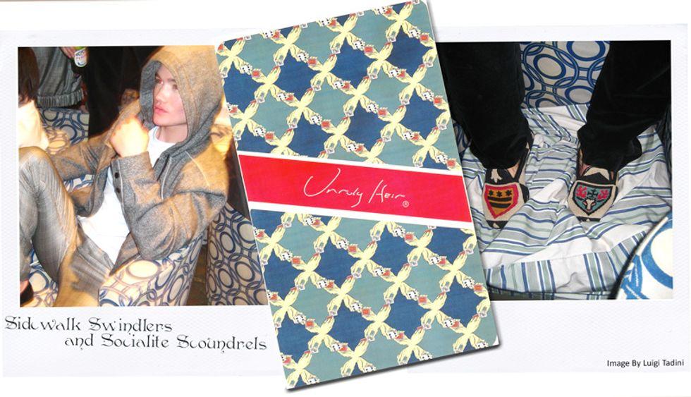 Luigi Tadini Reports: Putting on the Ritz, LES-Style