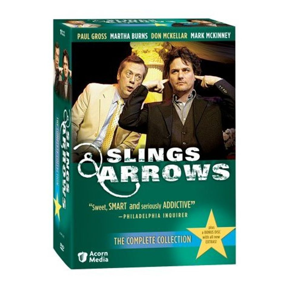 "Slings & Arrows: ""Brilliant!"""