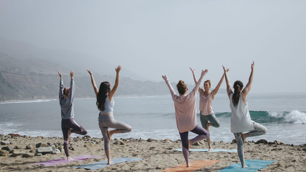 5 Eco-Friendly Yoga Mats You Can Find Online