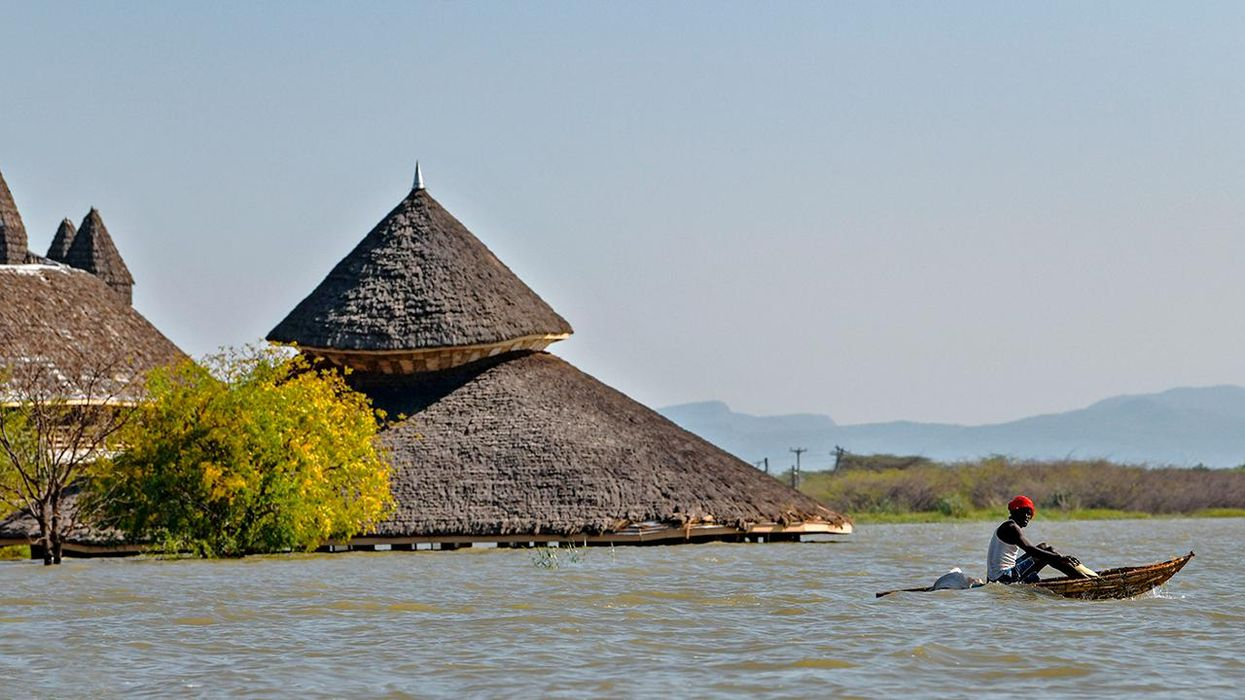 Kenya's Rift Valley Lakes Have Flooded Properties and Displaced Communities