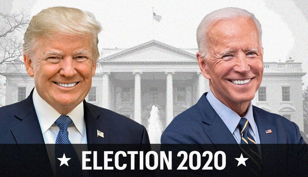 The 2020 Presidential Election Was A Revolution: Trump out; Biden In.