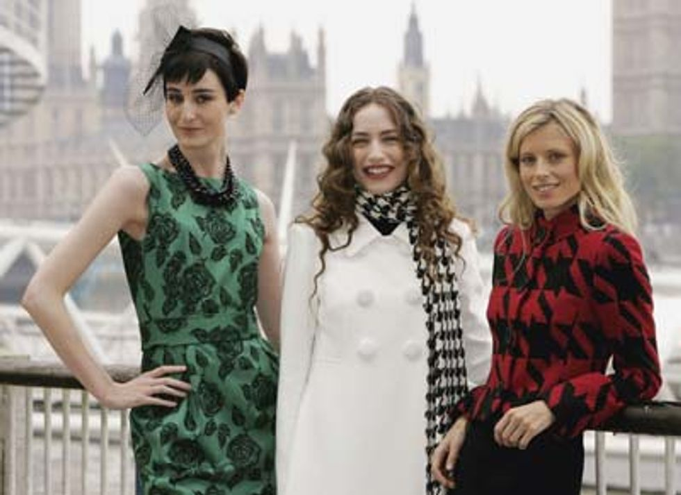 British Cuties, the New Faces of Marks & Spencer