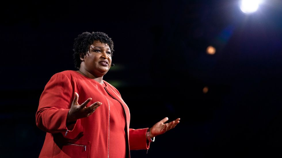 Georgia Flipping Blue Wasn't By Chance, Black Women Made It Possible