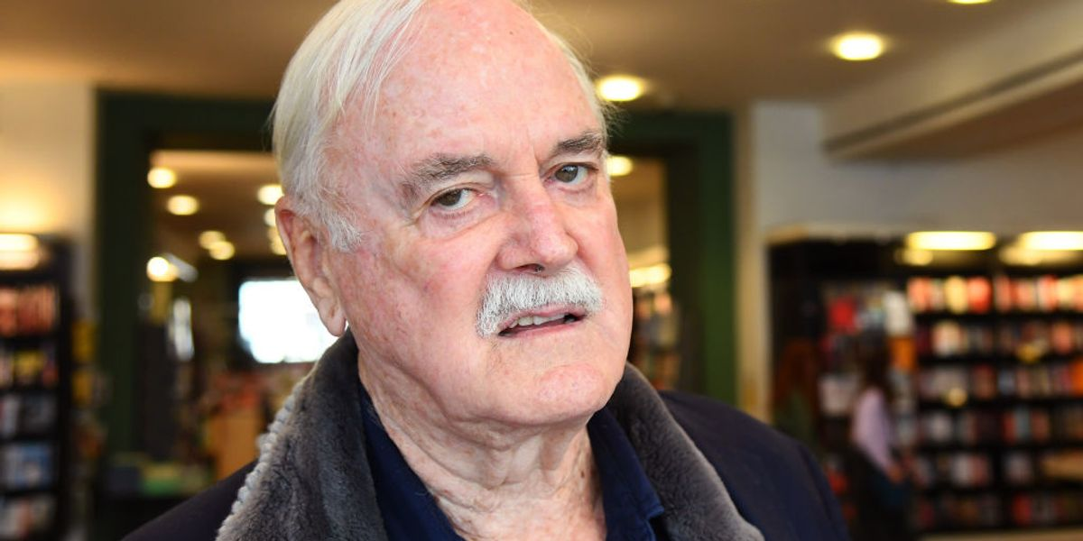 John Cleese, under fire from woke mob, hopes they all 'fry in their own sanctimoniousness and narcissistic posturing'