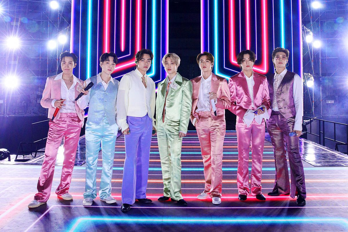 Watch BTS Perform at the 2020 AMAs