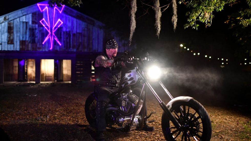 6 of The Undertaker's Greatest