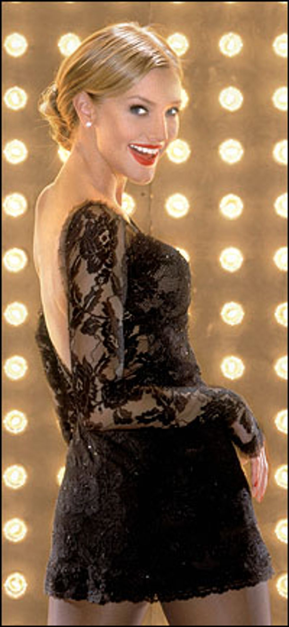 Ashlee Simpson Hits a High Note (Or Does She?) (By Broadway Blogger Whitney Spaner)