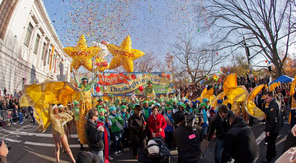 I Marched In The Macy's Thanksgiving Day Parade, And This Is How I Prepared For It