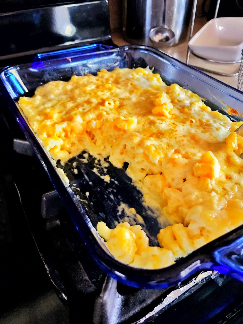 Creamy Baked Mac and Cheese, The Ultimate Side Dish For Thanksgiving