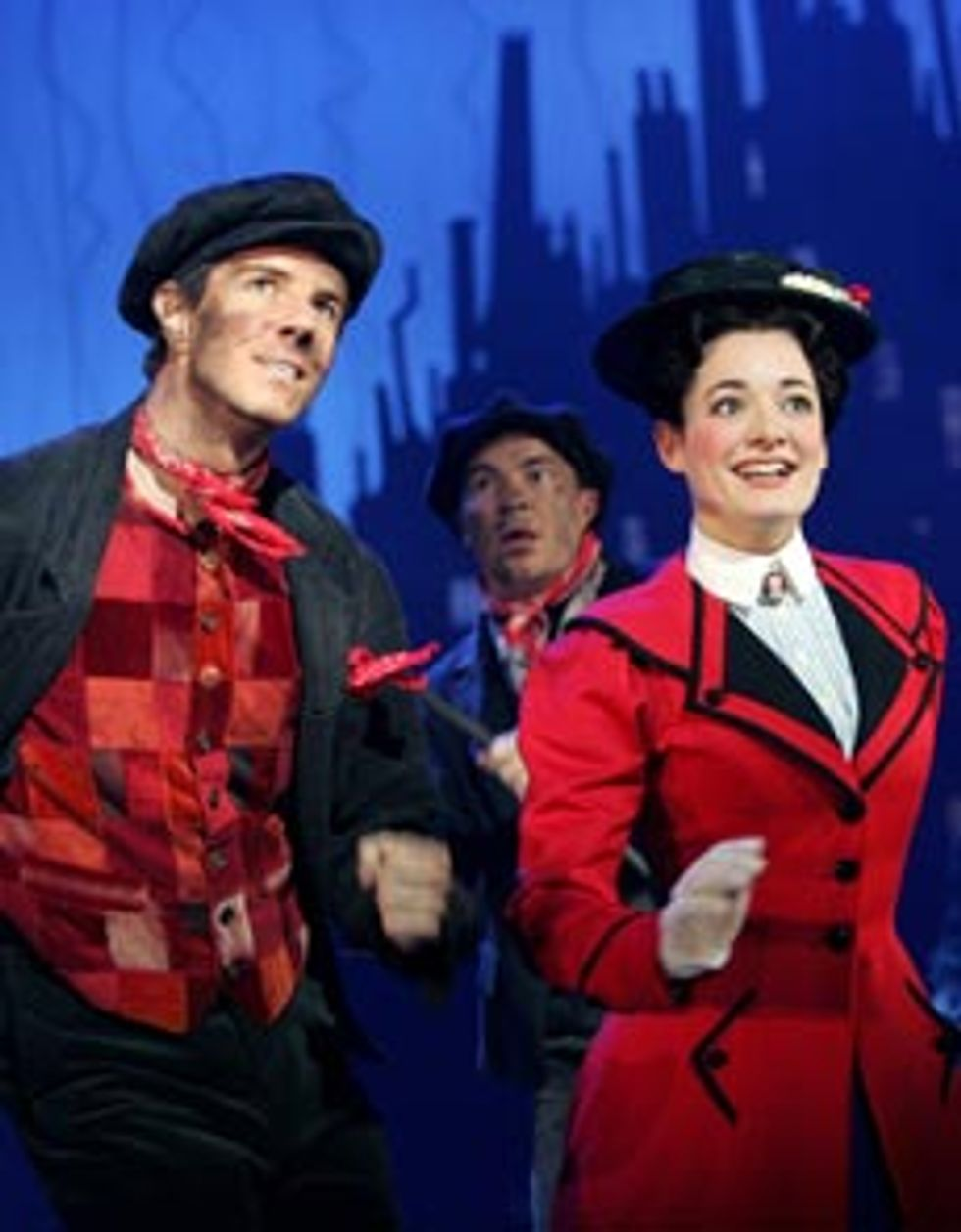 It's Sweeps Season on Broadway (By Broadway Blogger Whitney Spaner)