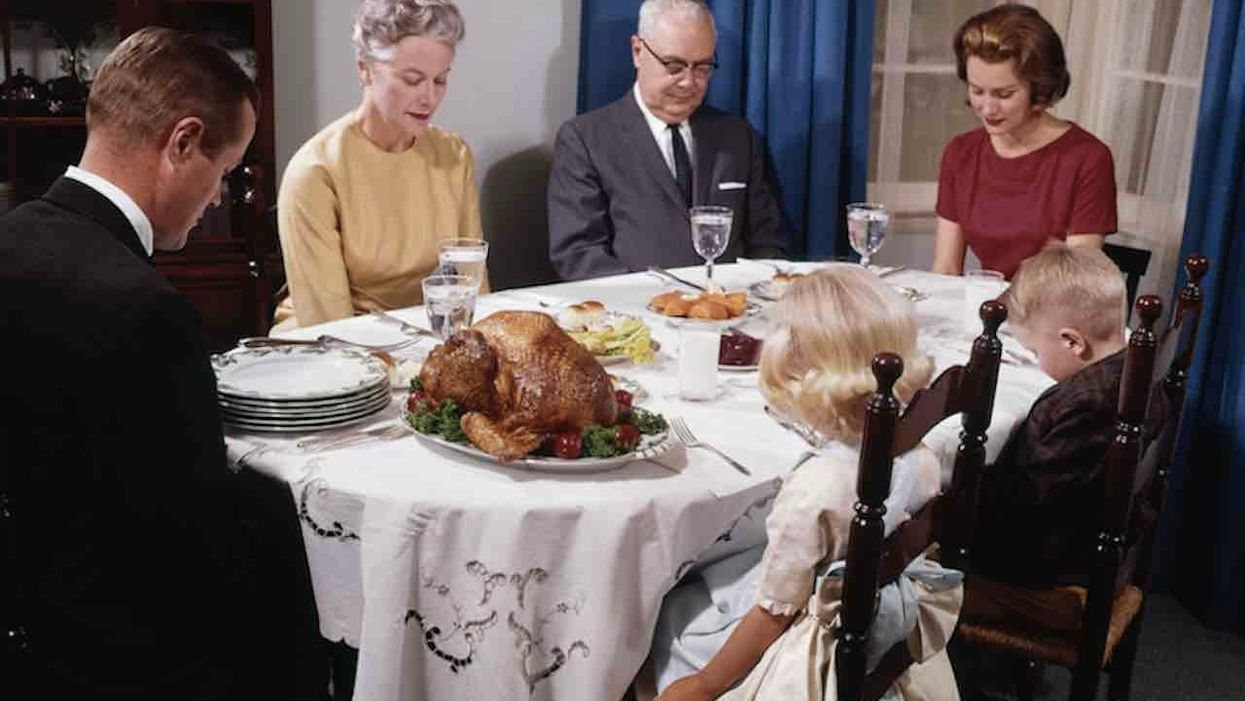 Some college students plan to 'educate' conservative family members about their political, social views over Thanksgiving