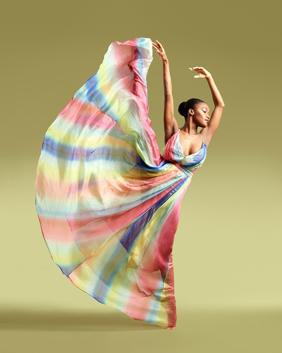 Destiny Wimpye Is Leaping Into the Professional Division at Pacific Northwest Ballet