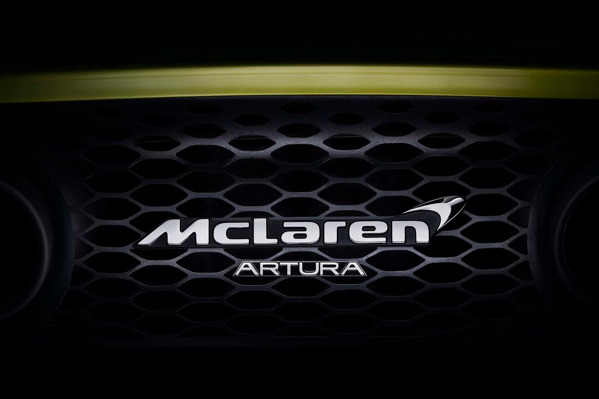 McLaren reveals high-performance hybrid supercar to be called 'Artura', will get a V6