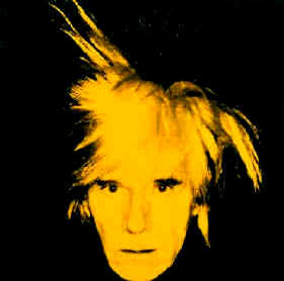 IF WARHOL WERE STILL HERE...
