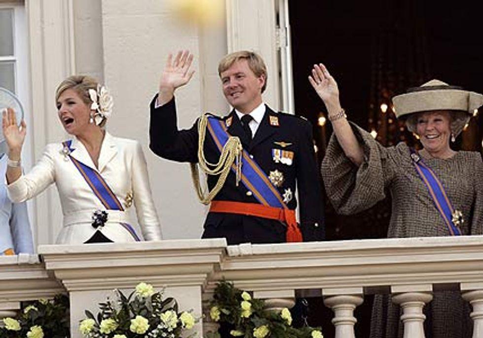 Dutch Royal Fashion!