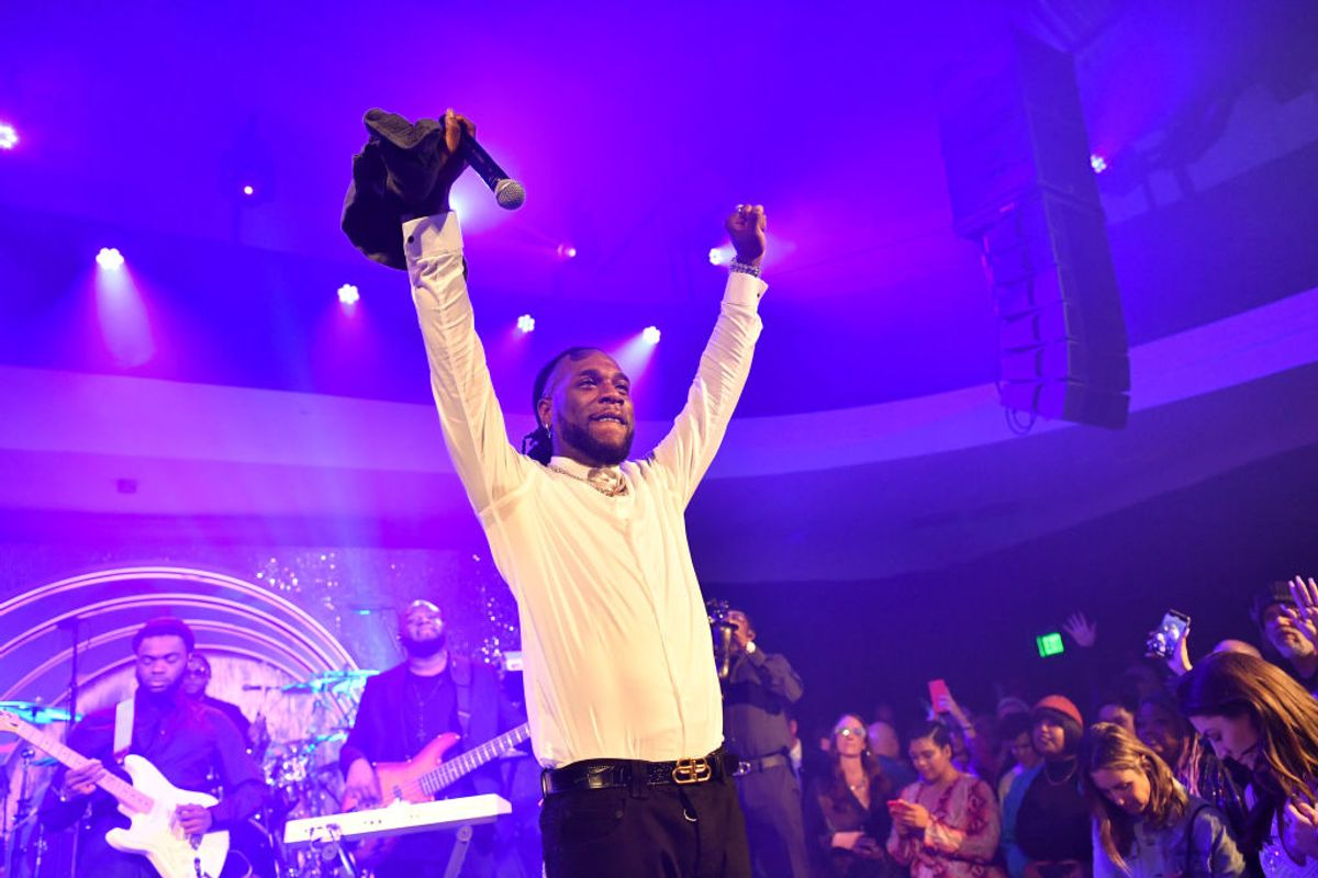 <div>Burna Boy, Tinariwen, Michael Kiwanuka & More Nominated For 2021 Grammy Awards</div>
