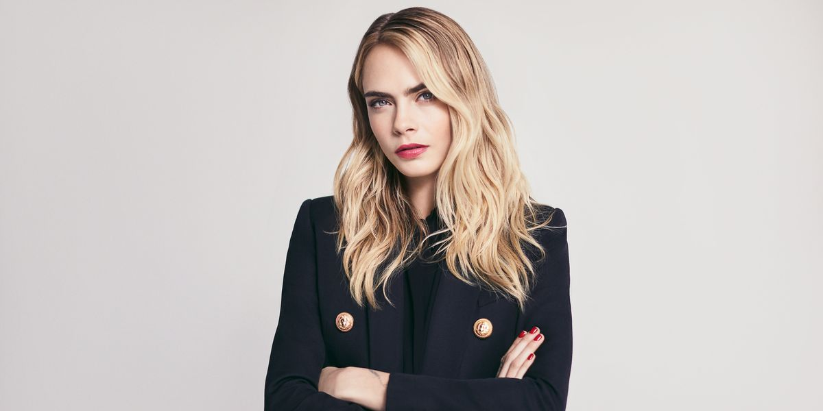 Cara Delevingne Is Tackling Taboos With Her New Sex Toy Venture