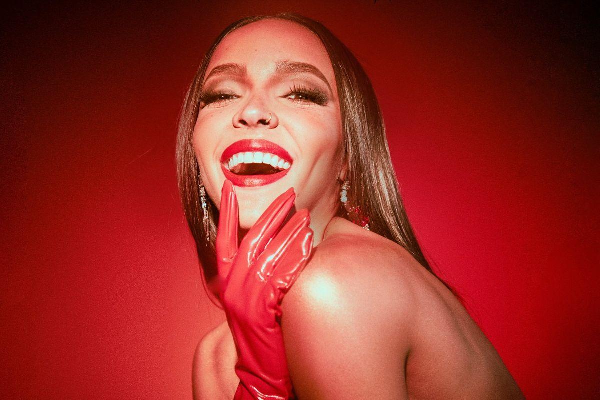 Naturally, Tinashe Promises to Bring Us 'Comfort & Joy'