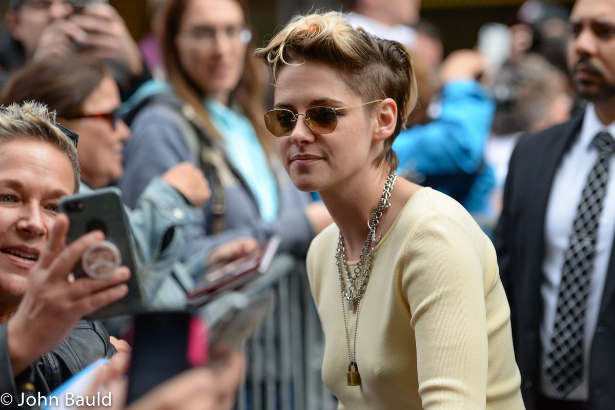 Kristen Stewart says it's a 'slippery slope' to insist only gay actors play gay characters
