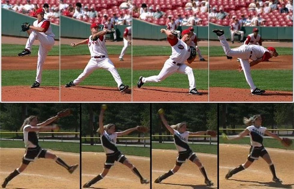Difference Between Baseball and Softball