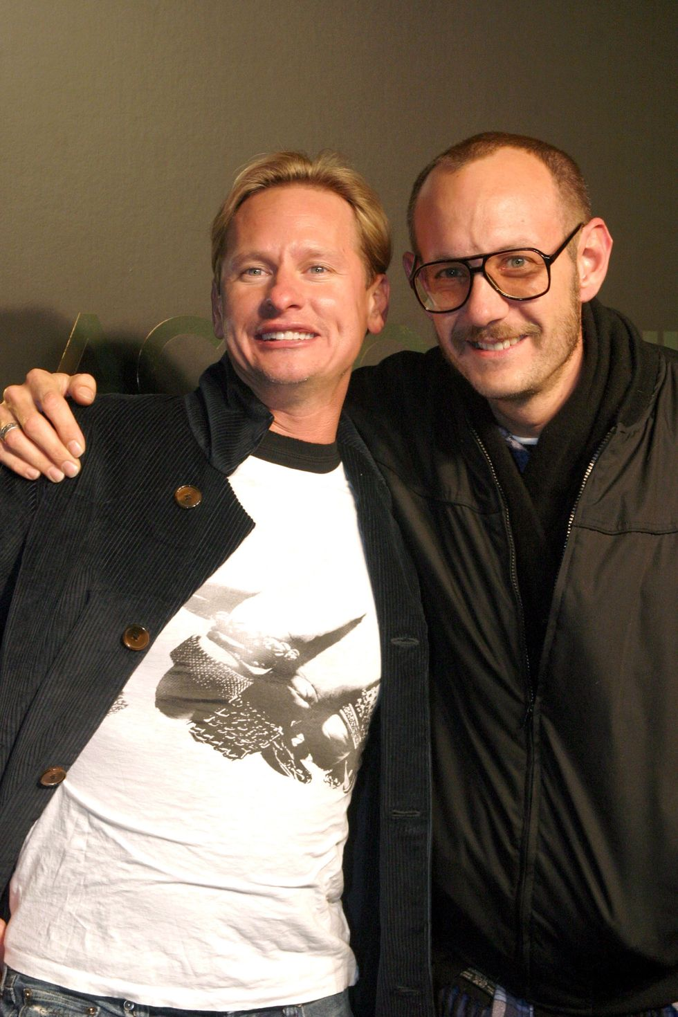 More from the Tom Ford Party: Carson Kressley Meets Terry Richardson