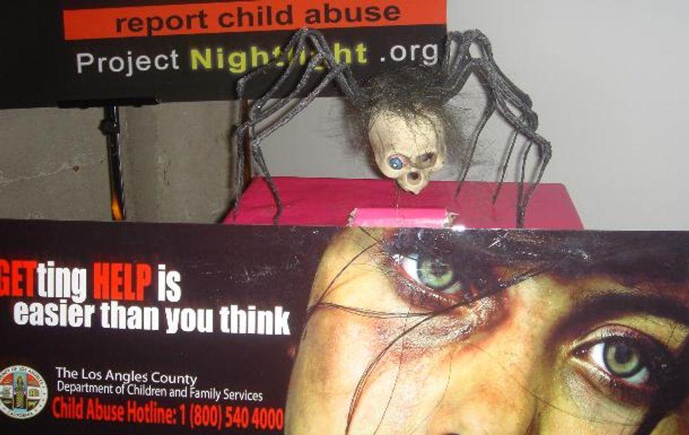 Marilyn Manson's Good Cause - Project Nightlight