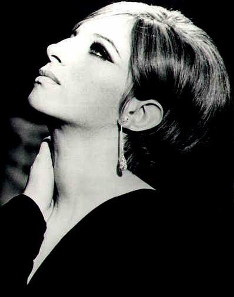 Barbra Streisand's Show in Atlantic City