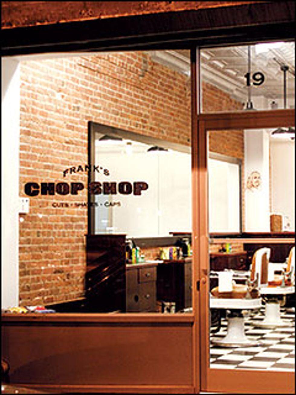 Barbershop 'Til You Drop