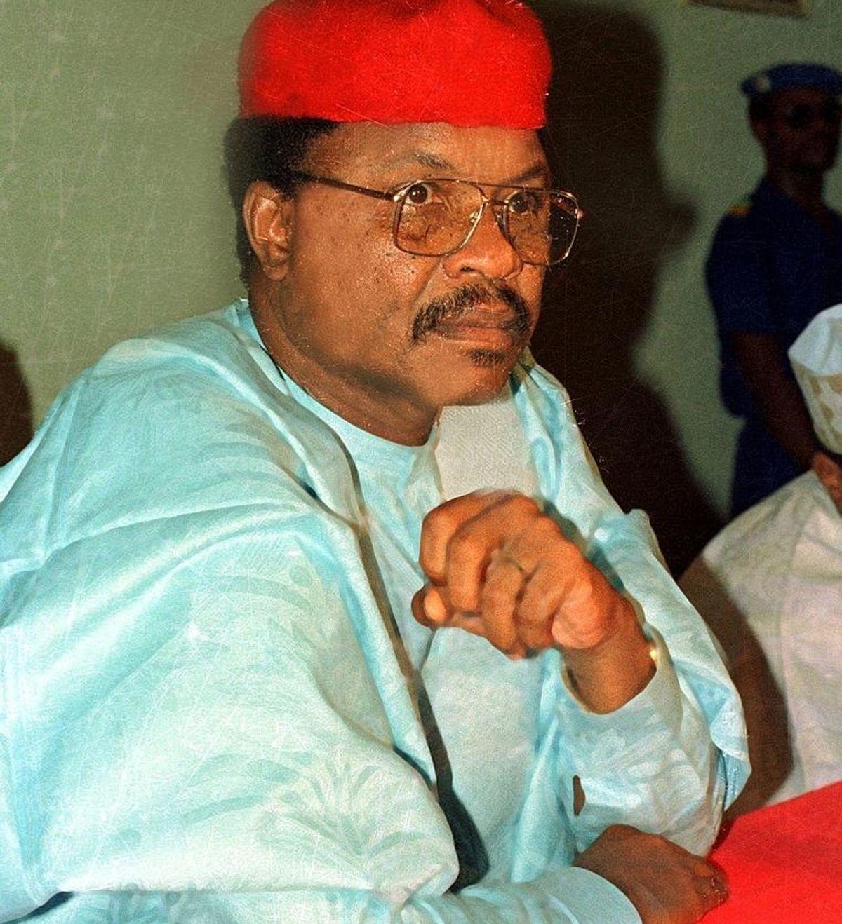 Former Nigerien President Mamadou Tandja Has Died