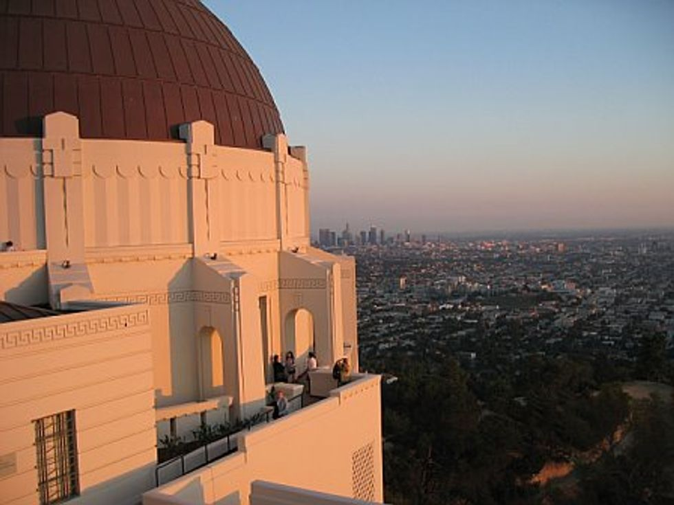 Griffith Park Observatory Reopened!