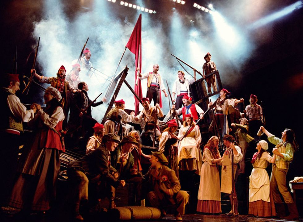 Bob Dylan musical closes and Les Miserables opens on Broadway! (By Broadway Blogger Whitney Spaner)