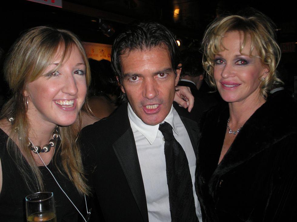 Ashlee, Antonio, Melanie and Me (By Broadway Blogger Whitney Spaner)