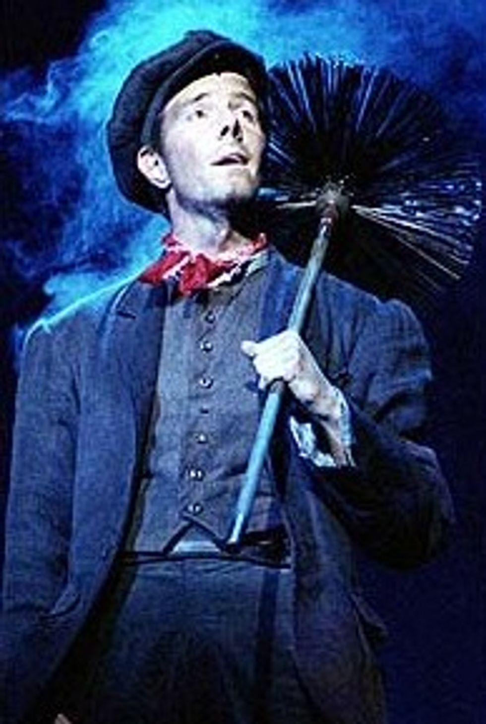 Mary Poppins Brings New Songs and Most Importantly Gavin Lee to Broadway! (By Broadway Blogger Whitney Spaner)
