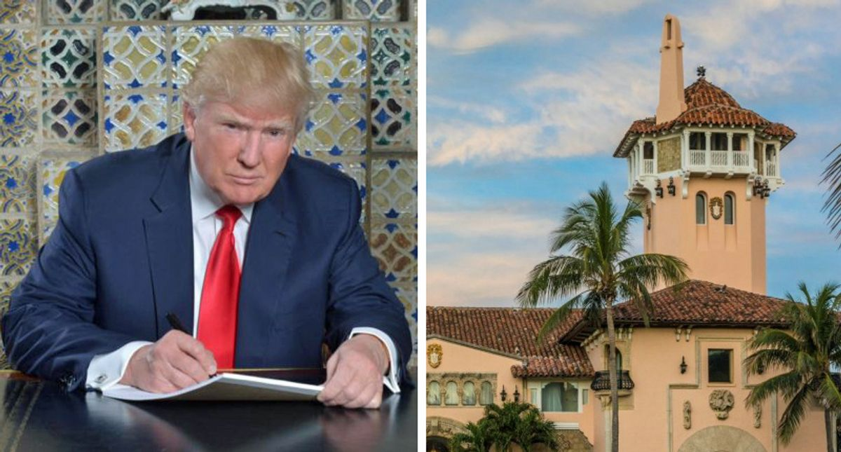 GOP split over whether to 'bend the knee' by visiting Trump at Mar-a-Lago: report