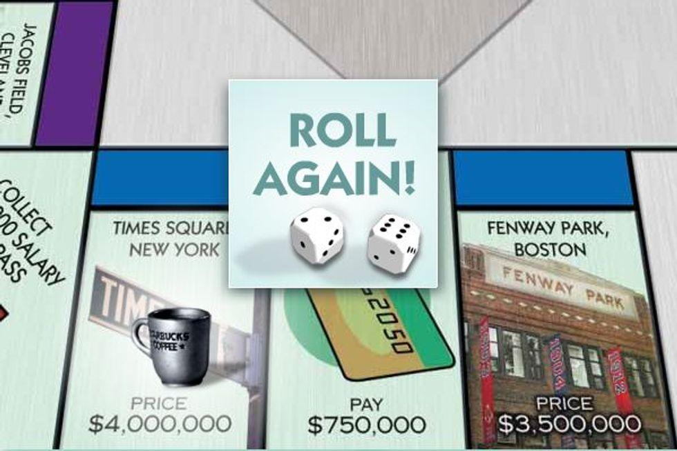 Monopoly Money Mania