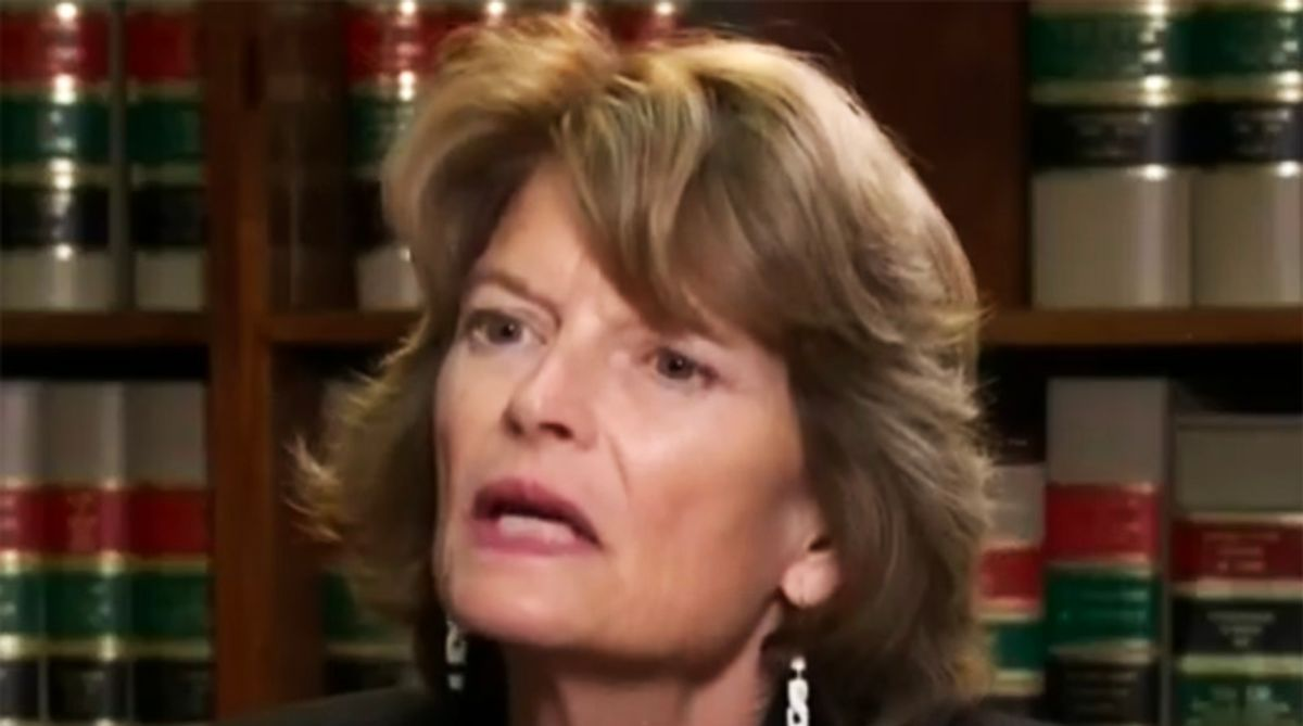 Lisa Murkowski unleashes on Trump – first GOP senator to call for resignation says she may exit party