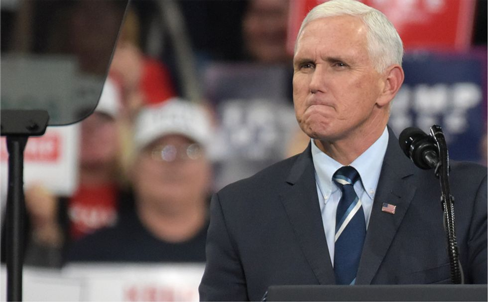 Lincoln Project nails Mike Pence's Christian hypocrisy in latest ad