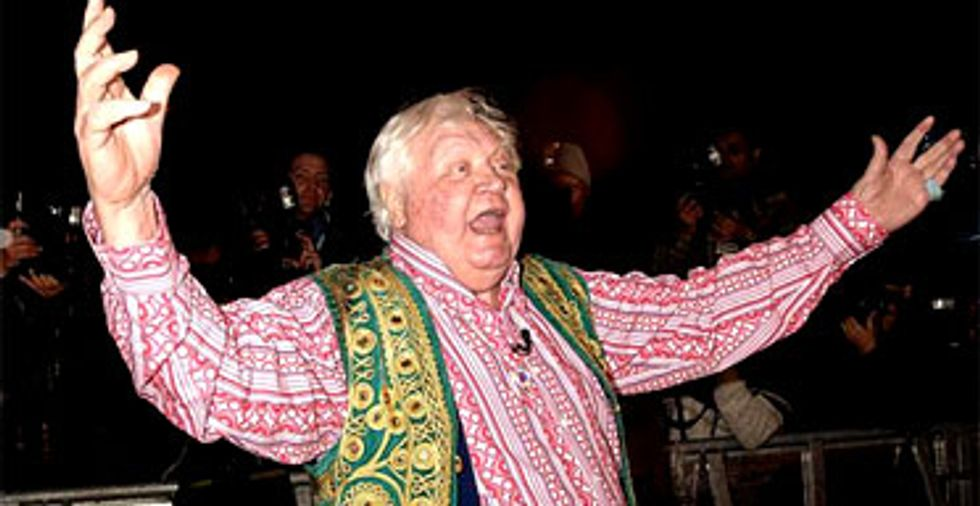 Ken Russell Booted from British Big Brother