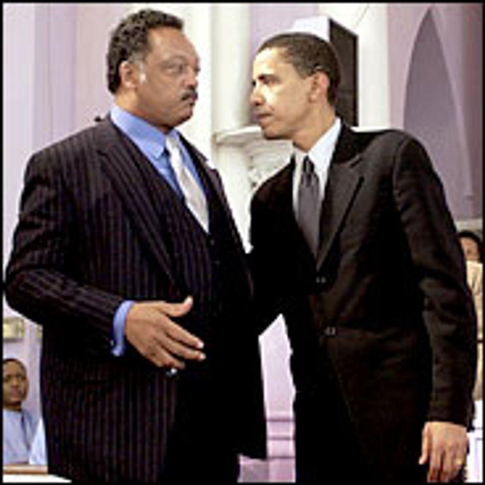 Jackson, Sharpton & Belafonte Diss Barak Obama