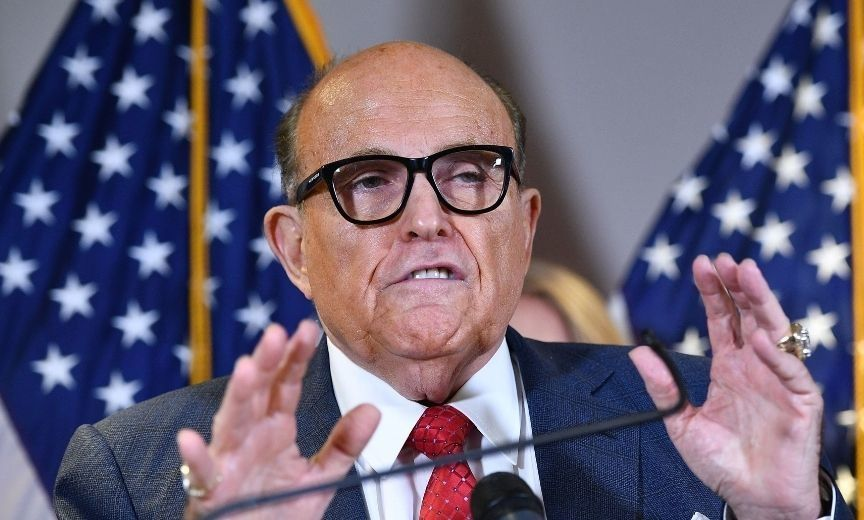 Rudy Set to Hold Election Fraud 'Hearing' at Gettysburg, PA Hotel and the Mockery Has Already Begun