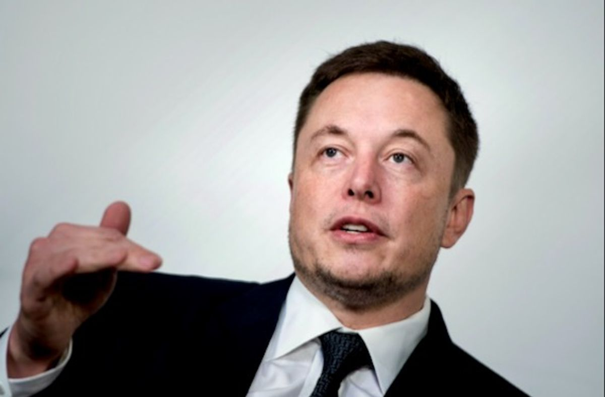 Elon Musk offers to build tunnels under wet, flood-prone Miami