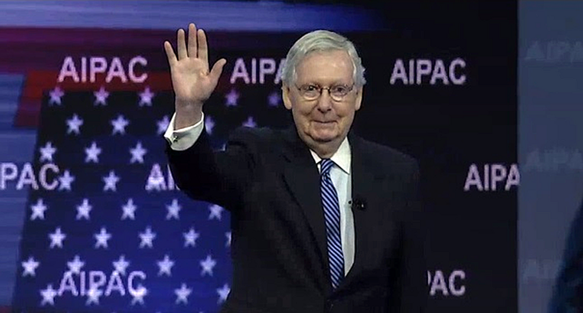 McConnell takes victory lap after two Dems help him to destroy 'progressive dream' of filibuster reform