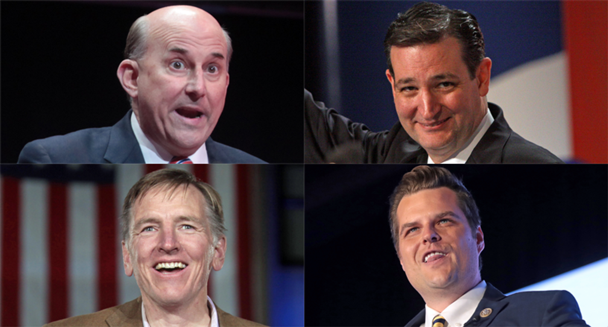 How the GOP became a cult of 'victimhood' and 'self-pity'