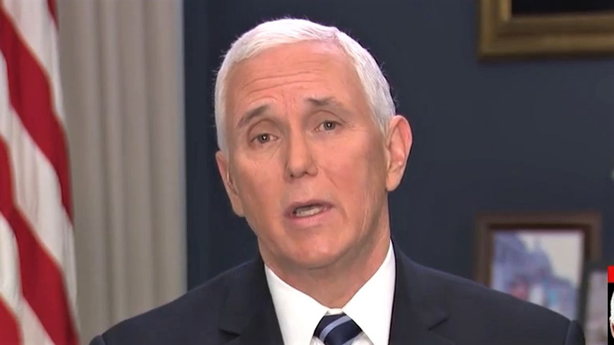 Mike Pence could testify in Trump impeachment: legal experts